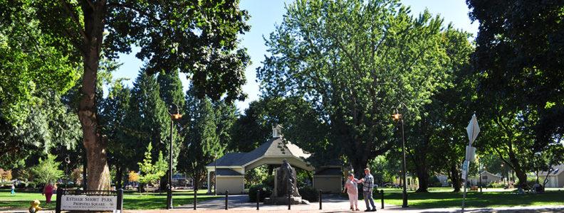 Vancouver WA   Esther Short Park 01 1